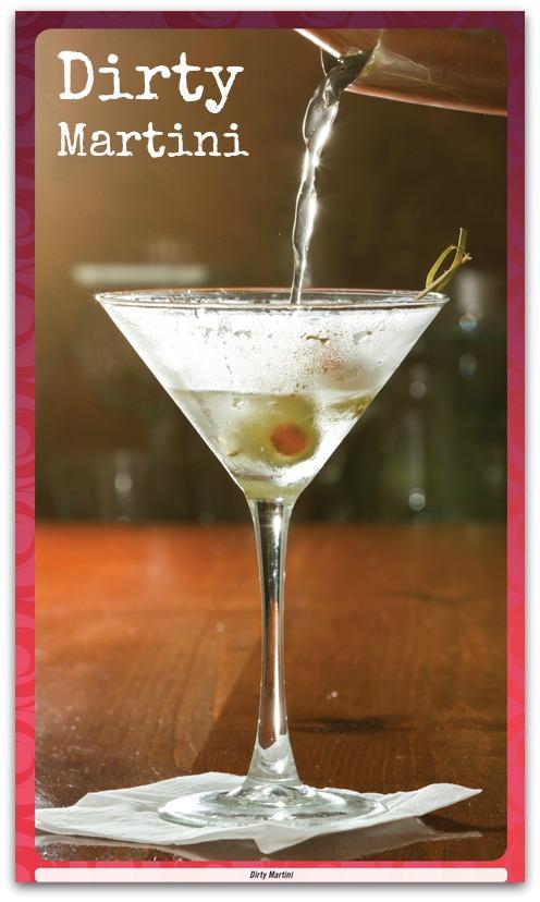 Dirty Martini Recipe